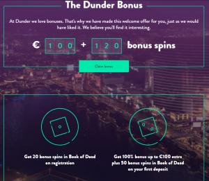 Dunder_welcomeoffer