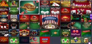 Mr. Luck live casino