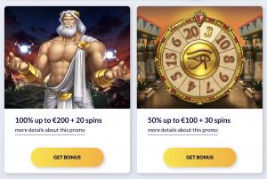 Playluck casino promotions