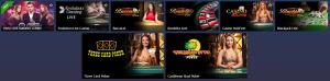 Tornadobet live casino