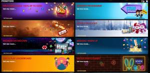 Vegas Paradise online casino promotions
