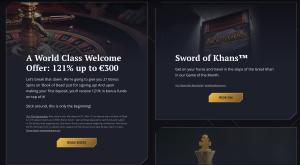 21 casino promotions