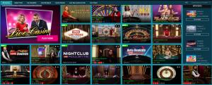 Extra Spel live casino