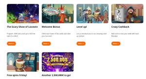 lOCOWIN online casino bonus
