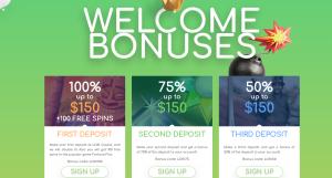 Loki online casino promotions