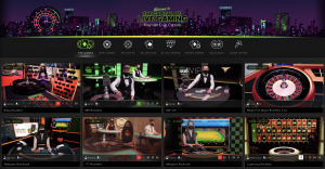888 online live casino