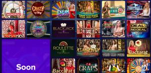 Stelario live casino