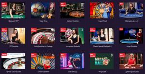 Betzest live casino