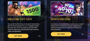 Ivi online casino bonus
