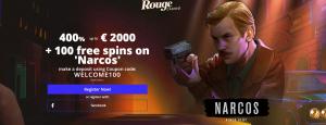 Rouge casino bonus