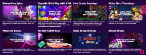 Wintika online casino bonus