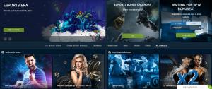 1x Bet online casino bonus