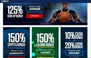 BetUS online casino bonus