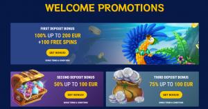 Casino Kakadu online casino bonus