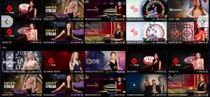 Paripesa online casino live casino