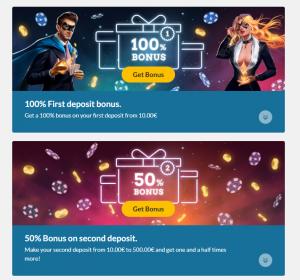 Power online casino bonus