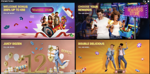 Britain Bet online casino bonus