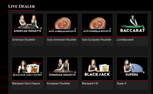 BoVegas online casino live casino