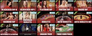 BB casino live casino