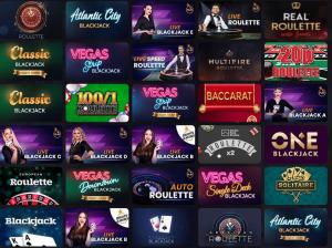Your Favorite casino live casino